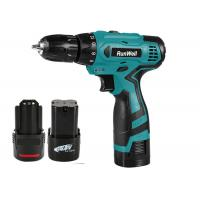 China Electric Screwdriver Power Drill , Pocket 16.8v / 16V Hand Held Drill wholesale