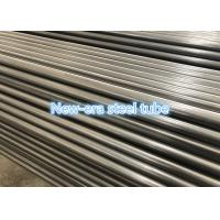 Quality Precision Seamless Cold Drawn Steel Tube Round Shape For Gas Transportation for sale