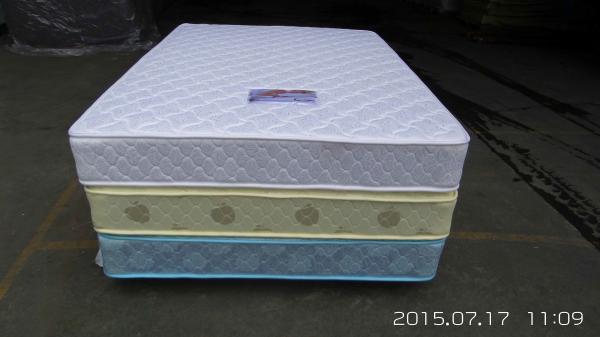 Quality Hostel Using Different Material Durable Mattress with High Quality Steel Spring for sale