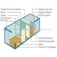 Buy cheap Beautiful & Comfortable Prefabricated Container House (C-H 126) from wholesalers