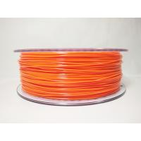 China 1.75mm Flexible TPU 3D Printing Filament , Dimensional Accuracy +/- 0.05 mm 1KG Spool wholesale