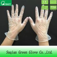 Clear Medical Disposable Sexy Gloves Vinyl Powder Free Gloves