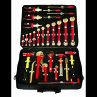 China Customized Logo Special Tool Sets Set 26pcs For Railroad / Mining on sale