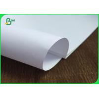 China Uncoated Shiny Offset Printing Glossy Coated Paper Manufacturers 70g 80g on sale