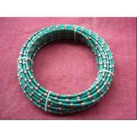 China Diamond wire saw for marble block squaring wholesale