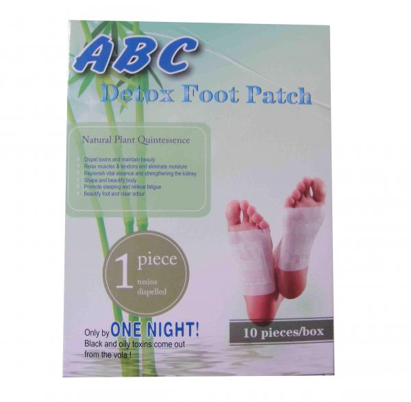 Effective ABC Slimming Foot Patch for Weight Loss , Natural Detox Foot Patc