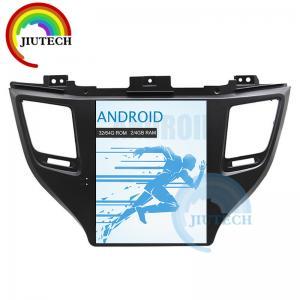 China Hd 1080p Car Stereo Head Unit For Hyundai Tuscon 2015+ Auto Stereo Radio Tape Recorder wholesale