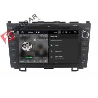 China 8 Inch HD Screen Android Touch Screen Car Radio , HONDA CRV DVD Player Head Unit wholesale