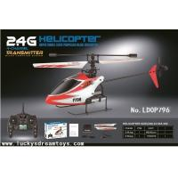 NEW Mini In door 4CH 2.4G R/C Single Propeller Helicopter with Gyro,ABS Rc heli,RC toy