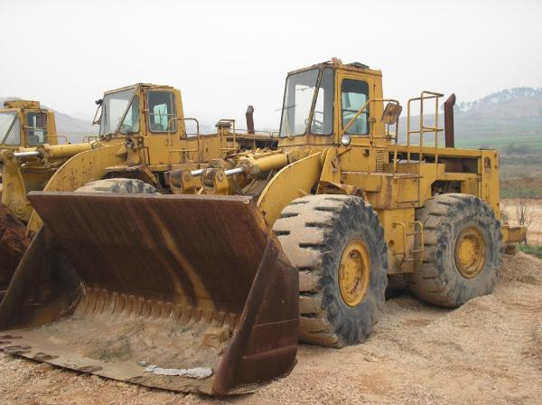 Quality Used but excellent wheel loader 988B, made in Japan hot sale for sale