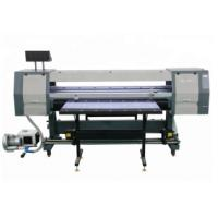 China Digital UV Flatbed Printing Machine High Speed For Home Decoration Industry wholesale