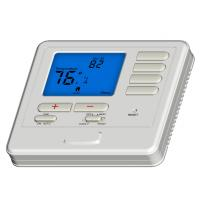 2 Stage Heating And Cooling Thermostat , Outdoor Thermostat For Heat Pump