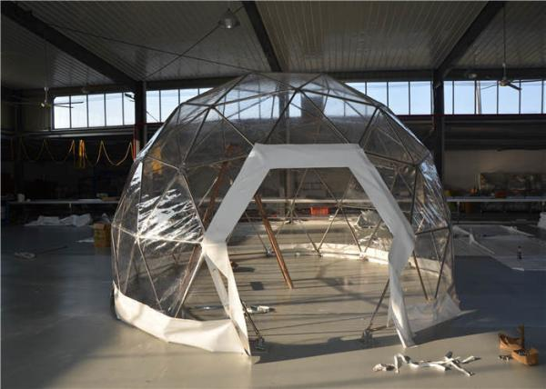 Quality Igloo Geodesic Dome Tent Outdoor Metal Frame Anti - Mildew For Camping for sale
