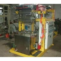 Buy cheap Heavy Weight Pvc Shrink Film Machine With Film Blowing Process Long Life Span from wholesalers