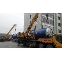 China Steam curing 2*31M or customized Sand high pressure autoclaves for hollow Block Brick wholesale