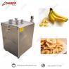 Buy cheap Automatic Banana Slicer Machine|Commercial Banana Cutting Machine|Banana Cutting from wholesalers