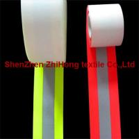 China Cotton Flame resistant reflective material warning Fluorescent Reflective Tape wholesale