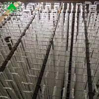 China Biofilm Carrier Cord Bio Filter Media , MBBR Filter Media For Fish Farm Water Water wholesale