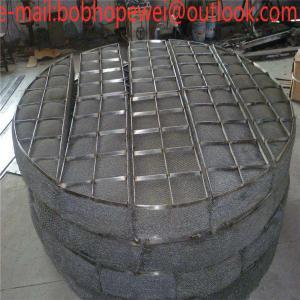 China Mist eliminator/wire mesh demister comprises china supplier /wire mesh mist eliminator / gas liquid wire mesh demister on sale