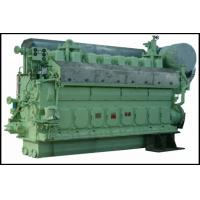 China 2500 / 3000 KW Three Phases, Six Wires Marine Diesel Generator Sets wholesale