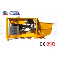 China KMB Series 30m3/H Small Concrete Pump For Coal Mine Supporting wholesale