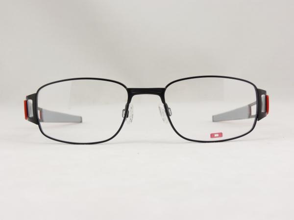 oakley rx eyeglasses  black oakley