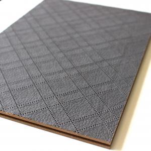 China ISO14001  Waterproof  9mm 100kgs/Cm3 MDF Wall Panels on sale