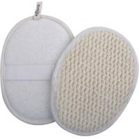 China Chenille, Eco - Friendly  Bath Body Scrubber , Exfoliating Pads wholesale