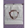 China Clothing Plastic Drawstring Backpack Promotional For Shopping / Sports wholesale