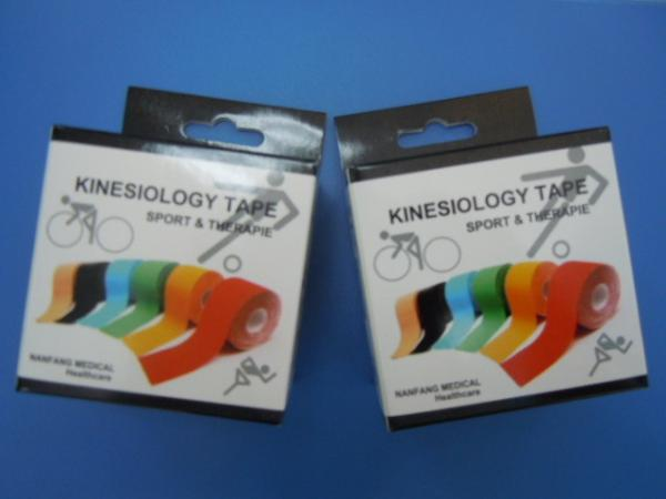 Quality Medical kinesio taping 5cm x 5m for sale