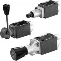 China Rexroth Directional Valve with Mechanical, Manual Actuation Types WMR, WMU, WMM, WMD(A) on sale