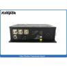 China 2~5 Watt Adjustable Video COFDM Transmitter , 1080P Military Wireless Transmitter HD - SDI Output wholesale
