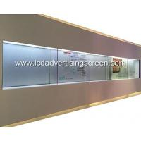 China Embed Transparent LCD Display Box Video Wall Full HD Touch Screen wholesale