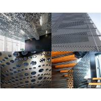 Indoor , Outdoor Aluminum Decorative Panels Composite Wall Panel For Building