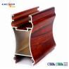 China Furniture Aluminium Doors And Windows Extrusion Profiles , 1.2mm Thickness wholesale