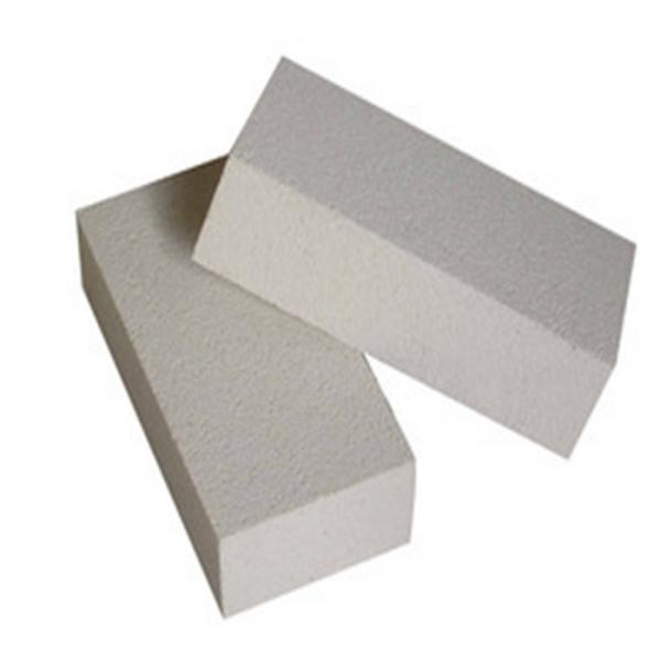Quality Light Weight Insulation Mllite JM2800 Brick for  Industrial Furnace White Color for sale