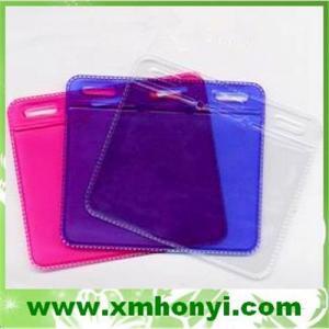 China PVC badge holder wholesale