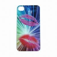 China 3D Case for iPhone, Customized Colors and Logos are Accepted wholesale