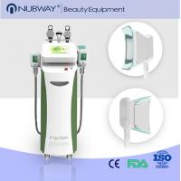 China Best effect 5 handles cryolipolysis body slimming beauty equipment for clinic in advance wholesale