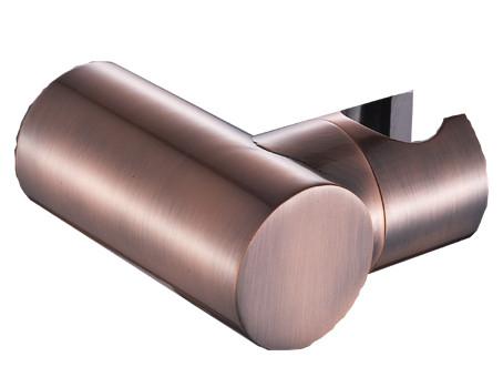 Quality Antique Copper Finish Shower Components Hand Held Shower Bracket for sale