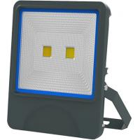 China Epistar COB LED Flood Light Retrofit 100W waterproof IP66 Black Silver wholesale