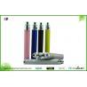 China Pink , Green Variable Voltage Ego Twist Electronic Cigarette 3.2V - 4.8V wholesale
