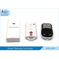 China AHS-4005 Small Size Smart Remote Controller 433MHz Working Frequency wholesale
