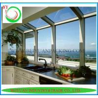 China new product modern house aluminum windows and pictures window grills design for sliding wi wholesale