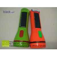 Buy cheap BN-405S Emergency Lighter Solar Torchlight LED Flashlight with Side Lamp from wholesalers