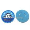 China Soft pvc rubber silicone coaster custom MICHELIN round promotional coaster for Mcdonald KFC Starbucks wholesale