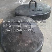 China Manufacturer OEM ODM New Design Semi-Circular Common Gray Cast Iron Mooring Sinker 400KG From China wholesale