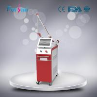 China 1064 532 nanometers q-switch nd:yag laser tattoo laser removal machines for sale wholesale