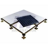 Ceramic Finish Raised Access Floor Panels Steel High Load Capacity