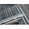 China Zinc Coated Galvanized Temporary Fence Construction Fence Panels 22.00kg wholesale